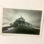 Mont Saint-Michel card.JPG